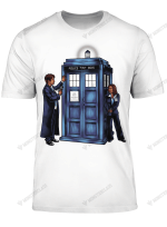 Z. Doctor Who The Agents have the Phone Box