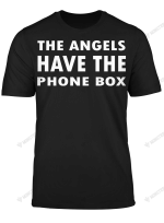 Z. Doctor Who The Angels Have The Phone Box