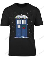Z. Doctor Who Festive Police Public Call Box