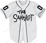 The Sandlot - CUSTOMIZE NAME AND NUMBER