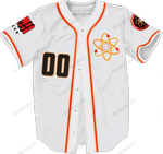 Springfield Isotopes - v2 - CUSTOMIZE NAME AND NUMBER