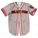 Boston Braves - CUSTOMIZE NAME AND NUMBER
