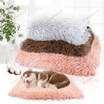 Winter Dog Bed Mat Soft Fleece