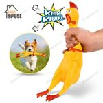 2019 Hot Sell Screaming Chicken Pets Dog Toys