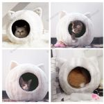 Warm Pet Cat Dog Bed Pet