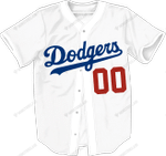Dodgers - CUSTOMIZE NAME AND NUMBER