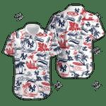 Yankees - v2 - Hawaiian Shirt - HOT SALE HAWAIIAN SHIRT