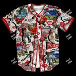 Cincinnati v1 - Baseball - HOT SALE 3D PRINTED