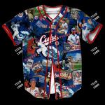 Chicago v1 - Baseball - HOT SALE 3D PRINTED
