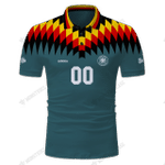 Germany 1994 - CUSTOMIZE NAME AND NUMBER - HOT SALE 3D PRINTED