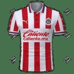 Chivas de Guadalajara 2020 - 2021 Home Soccer Jersey - CUSTOMIZE NAME AND NUMBER - HOT SALE 3D PRINTED