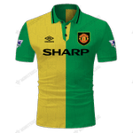 Retro Manchester United 1992-94 - CUSTOMIZE NAME AND NUMBER - HOT SALE 3D PRINTED