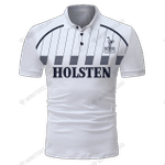 Tottenham Hotspur 1986 Retro Football - CUSTOMIZE NAME AND NUMBER - HOT SALE 3D PRINTED