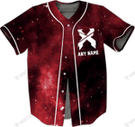 Excision Jersey | Red Galaxy Headbanger - HOT SALE 3D PRINTED