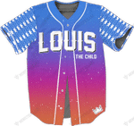 Louis the Child Jersey - HOT SALE 3D PRINTED