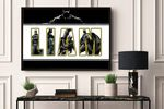 Best gifts D.C 01 - CUSTOM NAME,MOVIE AND CHARACTER  - Premium Poster & Canvas