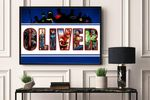 Best gifts D.C 06 - CUSTOM NAME,MOVIE AND CHARACTER  - Premium Poster & Canvas