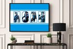 Best gifts D.C 04 - CUSTOM NAME,MOVIE AND CHARACTER  - Premium Poster & Canvas