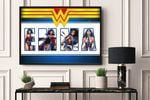 Best gifts D.C 02 - CUSTOM NAME,MOVIE AND CHARACTER  - Premium Poster & Canvas