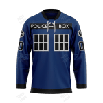 4.0 Tardis - CUSTOMIZE NAME AND NUMBER - HOT SALE 3D PRINTED - NOT IN STORE