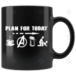 Plan for today - 11oz Mug