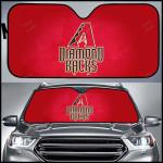 Phoebe-Auto Sunshade005- Arizona Diamondbacks - LIMITED EDITION AUTO SUN SHADES
