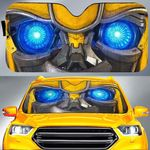 Bumblebee-ZacTran002 - LIMITED EDITION AUTO SUN SHADES