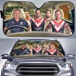 Sydney Roosters-ASNRL008 - LIMITED EDITION AUTO SUN SHADES