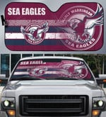 Sea Eagles-AssNRL003 - LIMITED EDITION AUTO SUN SHADES