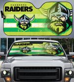 Raiders-AssNRL007 - LIMITED EDITION AUTO SUN SHADES