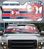Sydney Roosters-AssNRL002 - LIMITED EDITION AUTO SUN SHADES