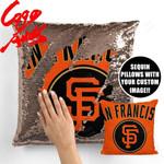 SFG pillow covers - sequin magic pillow
