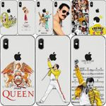 Freddie phone case Apple iPhone 4 5 6 7 8 mais X Plus Fundas Coque Capa