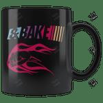 Bake_Black Mug