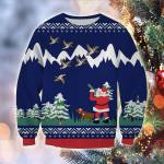 Duck Hunting Christmas Sweatshirt