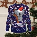 Koala Merry Christmas Sweatshirt