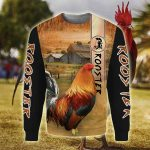 Rooster Ranch Grass Sweatshirt