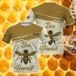 Bee All Over Print T-shirt