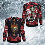 Moldova Coat Of Arms Christmas Sweatshirt