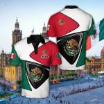 Customize Mexico All Over Print Polo Shirt