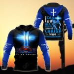 Jesus Is My Savior All Over Print Shirts