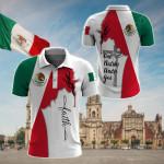 Jesus Mexico Faith All Over Print Polo Shirt