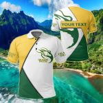 Customize Hawaii Honoka'a All Over Print Polo Shirt