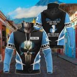 Customize Guatemala Skull Special All Over Print Neck Gaiter Hoodie