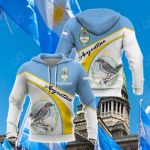 Customize Argentina Rufous Hornero All Over Print Shirts