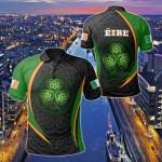 Ireland - Irish Spirit All Over Print Polo Shirt