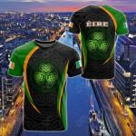 Ireland - Irish Spirit All Over Print T-shirt