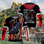 Albania - Albanian Guy All Over Print Shirts