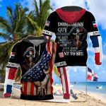 Dominican Republic - Dominican Guy All Over Print Shirts