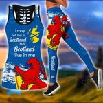 Scotland Live In Me Hollow Tank Top Or Legging
